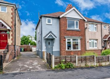 Thumbnail 3 bed semi-detached house to rent in Central Avenue, Cannock