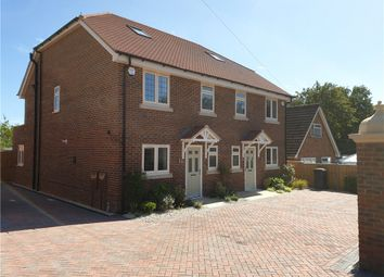 Crowthorne Road, Sandhurst, Berkshire GU47. 3 bed semi-detached house