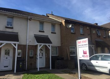 Thumbnail 2 bedroom terraced house to rent in Carlyle Court, Willington Quay, Wallsend.