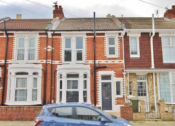 Thumbnail 3 bed terraced house for sale in Tredegar Road, Southsea