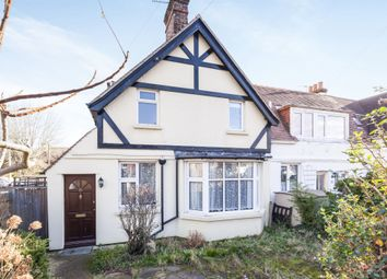 Thumbnail 3 bed end terrace house for sale in Brodrick Road, Eastbourne
