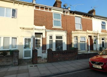 Thumbnail 3 bedroom terraced house for sale in Highgate Road, Portsmouth