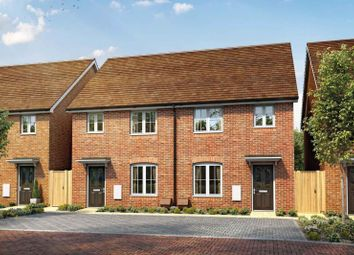 Thumbnail 2 bed semi-detached house for sale in Fontwell Avenue, Eastergate, Chichester