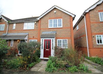 Thumbnail 2 bed end terrace house for sale in Archdale Place, New Malden