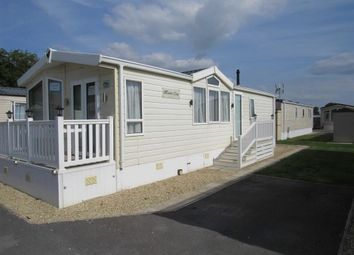 Thumbnail 1 bed mobile/park home for sale in Windmill Close, Edithmead, Highbridge