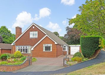 Thumbnail 4 bed detached house for sale in Herm Close, Newcastle-Under-Lyme