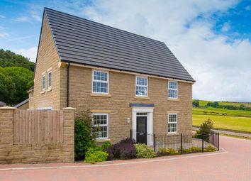 "Thumbnail 4 bedroom detached house for sale in ""Cornell"" at Heathfield Lane, Birkenshaw, Bradford"