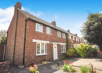 Thumbnail 3 bed end terrace house for sale in Woolmers Mead, Pleshey, Chelmsford