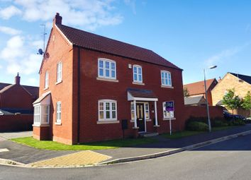Thumbnail 4 bed detached house for sale in Farrier Close, Kingswood, Hull