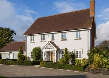 Thumbnail 5 bed detached house for sale in Eliot Place, Crowhurst, Surrey