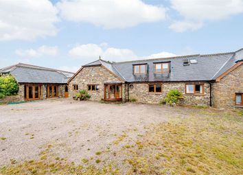 Thumbnail 9 bed detached house for sale in Bondleigh, Bondleigh, North Tawton, Devon
