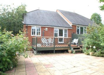 Thumbnail 2 bedroom bungalow for sale in Church Place, Welwyn