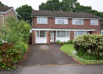 Thumbnail 3 bed semi-detached house for sale in Chestnut Road, Farnborough