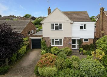 Thumbnail 4 bed detached house for sale in Valkyrie Avenue, Seasalter, Whitstable
