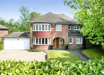 Thumbnail 5 bed detached house for sale in Brattle Wood, Sevenoaks, Kent