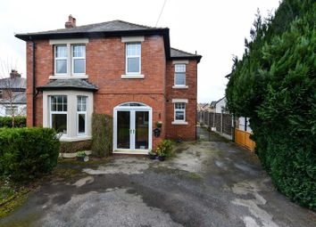 Thumbnail 4 bed detached house for sale in Scotby Road, Carlisle, Cumbria
