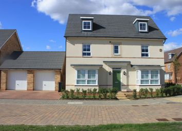 5 bed property for sale in Mauretania Way, Brooklands, Milton Keynes MK10