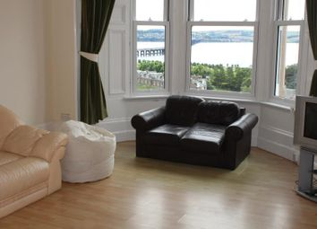 Thumbnail 3 bed flat to rent in Perth Road, West End, Dundee