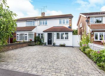 Thumbnail 3 bed semi-detached house for sale in Orsett, Grays, Essex