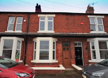 Thumbnail 3 bed terraced house for sale in Thirlwell Avenue, Off Warwick Road, Carlisle, Cumbria