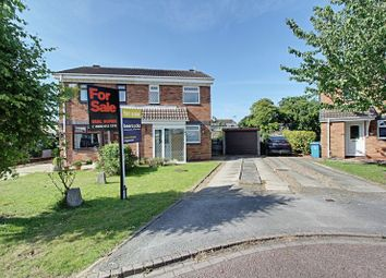Thumbnail 2 bed semi-detached house for sale in The Queensway, Hull