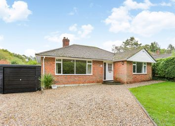Thumbnail 3 bedroom bungalow to rent in Post Office Road, Inkpen, Hungerford