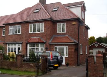 Thumbnail 4 bed semi-detached house for sale in Stamford Grove, Stalybridge