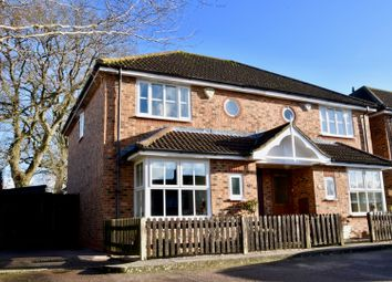 Thumbnail 3 bed semi-detached house for sale in St. Richards Mews, Crawley