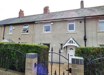 Thumbnail 2 bed terraced house for sale in Horsley Road, High Heaton, Newcastle Upon Tyne