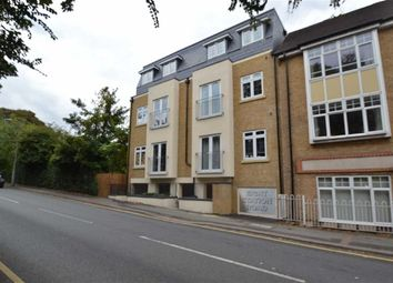 Thumbnail 1 bed flat to rent in Station Road, Belmont, Sutton