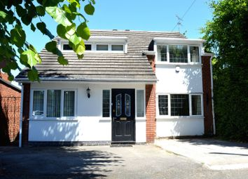 Thumbnail 4 bed detached house for sale in Linden Drive, Evington, Leicester