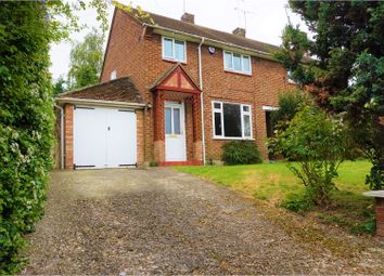 Thumbnail 3 bed semi-detached house for sale in Palewell Close, Orpington