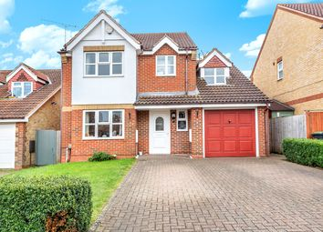 Thumbnail 4 bed detached house for sale in Admiral Row, Flitwick