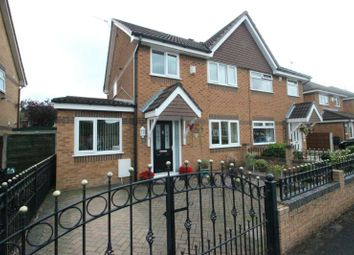Thumbnail 3 bed semi-detached house for sale in Marthall Drive, Sale
