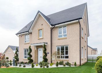 "Thumbnail 4 bedroom detached house for sale in ""Craigston"" at Prospecthill Road, Motherwell"