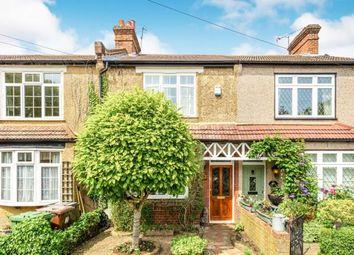 Thumbnail 3 bedroom terraced house for sale in Rosebery Road, Bushey, Hertfordshire