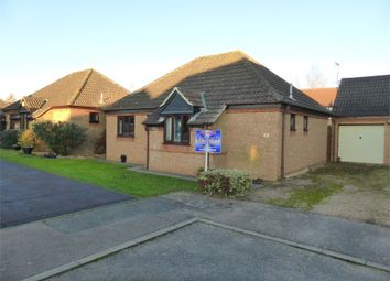 Thumbnail 3 bed detached bungalow for sale in Churchfields Road, Folkingham, Lincs