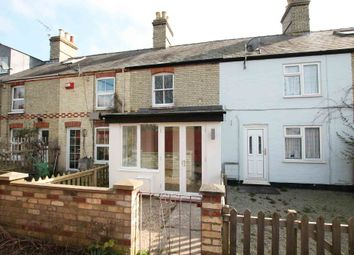 Thumbnail 3 bed terraced house to rent in The Leys, Burwell