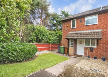 Thumbnail 1 bed end terrace house for sale in Kendal Grove, Solihull