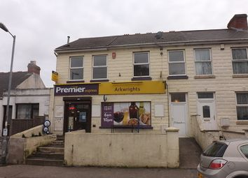 Thumbnail 3 bedroom flat for sale in Park Road, Camborne