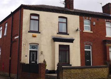 3 bed end terrace house for sale in King Street, Heywood OL10