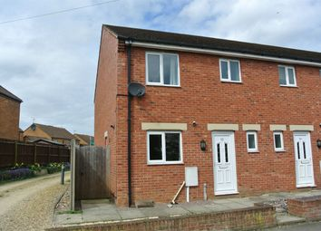 Thumbnail 3 bed end terrace house for sale in Austerby, Bourne, Lincolnshire
