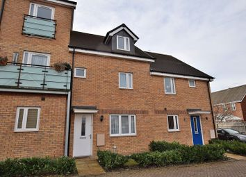 Thumbnail 3 bed town house for sale in Daimler Drive, Dunstable