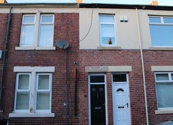 Thumbnail 2 bed flat for sale in Cumberland Street, Wallsend