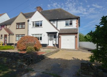 Thumbnail 4 bed semi-detached house for sale in Ashgate Avenue, Ashgate, Chesterfield