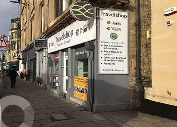 Thumbnail Retail premises to let in Haymarket Terrace, Edinburgh