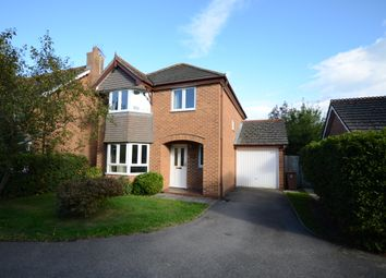 Thumbnail 4 bed detached house to rent in Hurricane Way, Woodley, Reading