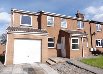 Thumbnail 3 bed property to rent in Manorfields Avenue, Crofton, Wakefield