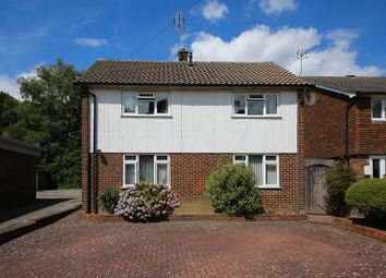 Thumbnail 3 bed detached house for sale in Speldhurst Road, Southborough, Tunbridge Wells