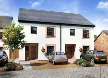 Thumbnail 3 bed semi-detached house for sale in Empress, Wigton, Cumbria